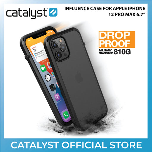 Catalyst Influence Series Case for Apple iPhone 12 Pro Max 6.7""