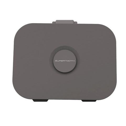 D4 Bluetooth Speaker - Stone Grey - ICONS