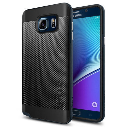 82226b9a1 Neo Hybrid Carbon Case for Samsung Galaxy Note 5 - ICONS
