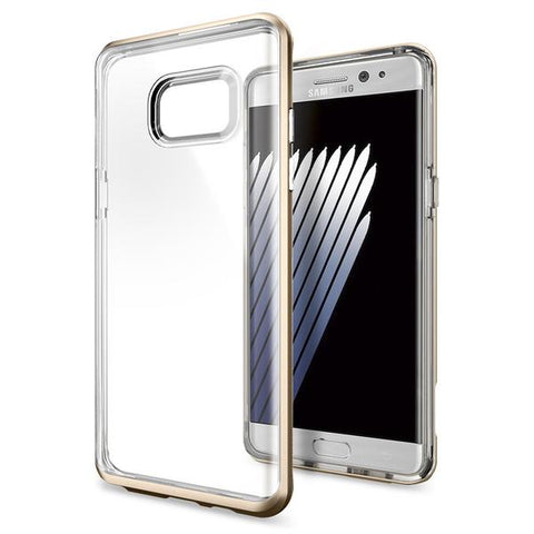 Neo Hybrid Crystal Case for Samsung Galaxy Note FE - ICONS