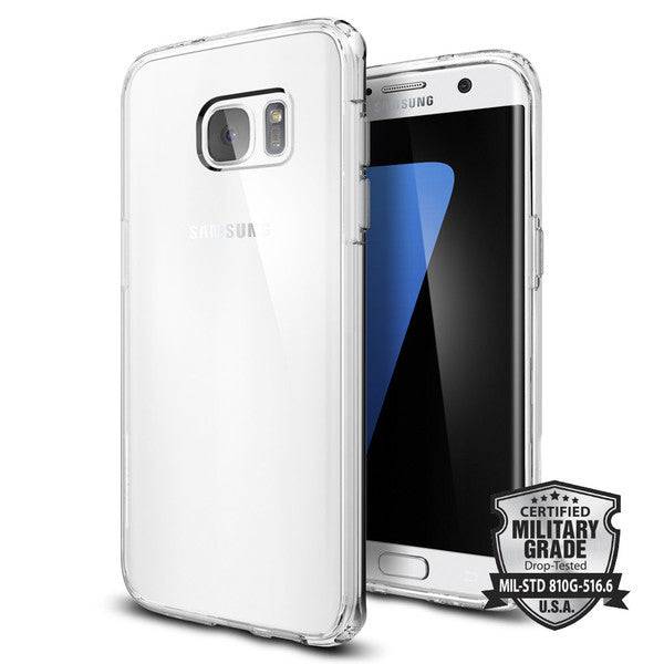 Samsung Galaxy S7 Edge Case, Spigen - Ultra Hybrid