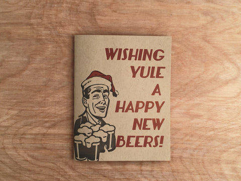 Happy New Beers!