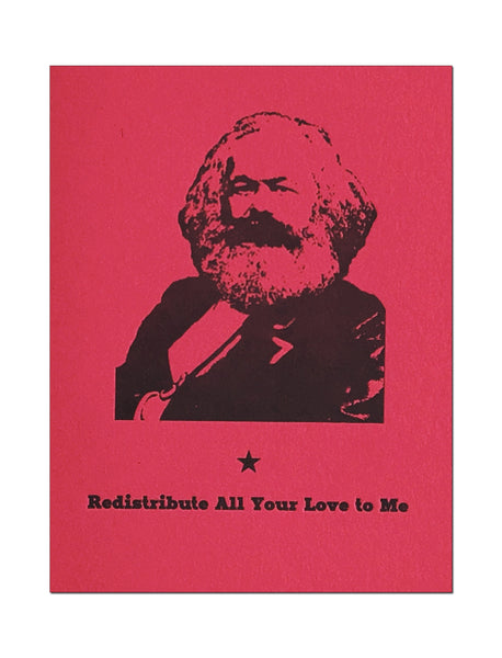 Redistribute your Love