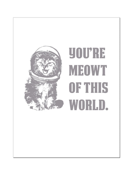 Meowt Of This World