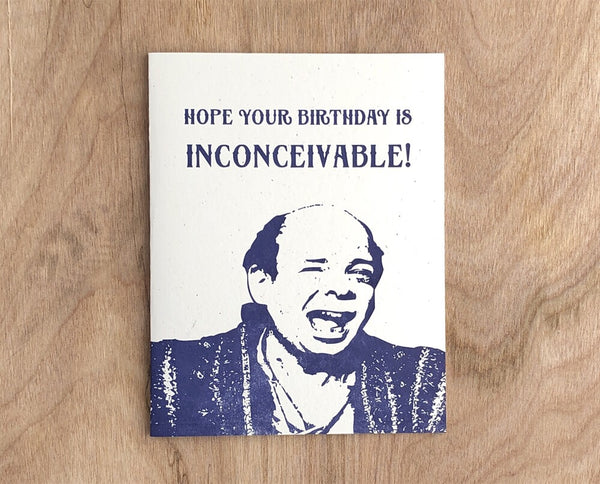 Inconceivable Birthday