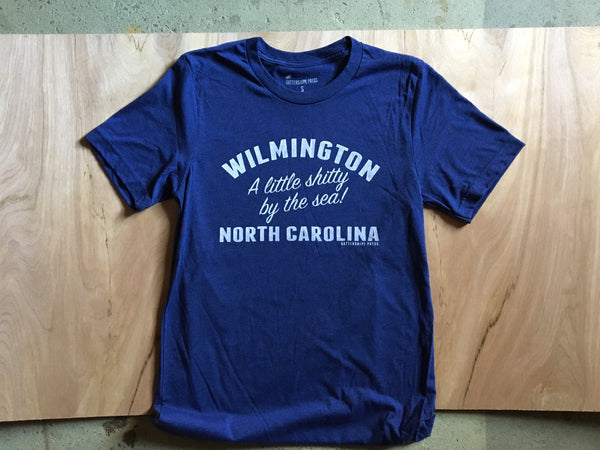Wilmington NC Little Shitty by the Sea! Premium T-shirt