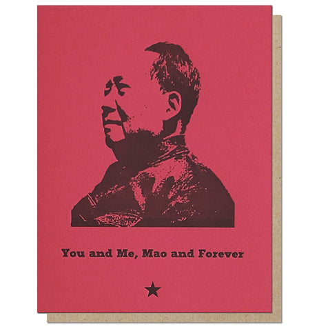 You, Me, Mao & Forever