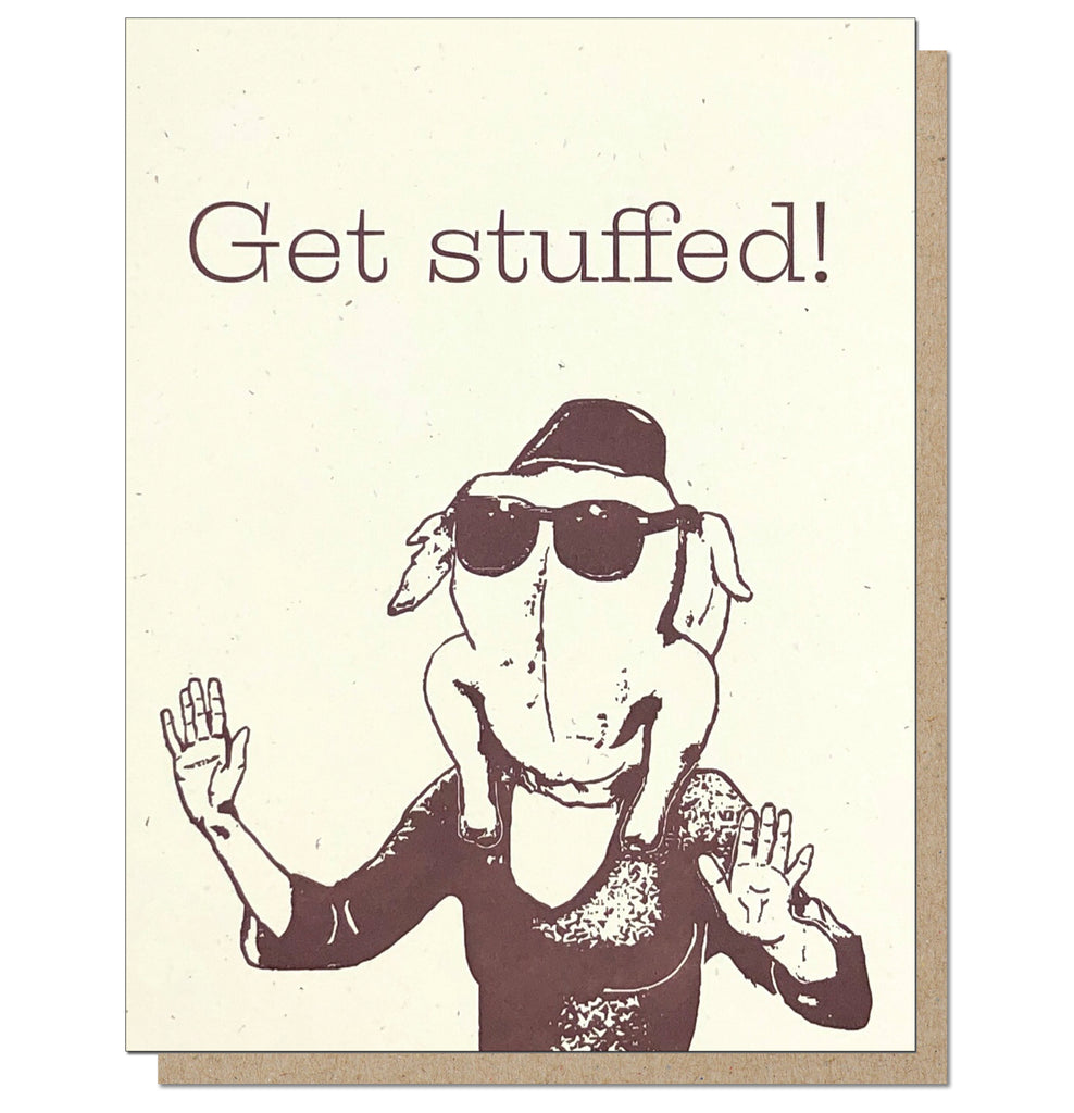 Get Stuffed Card