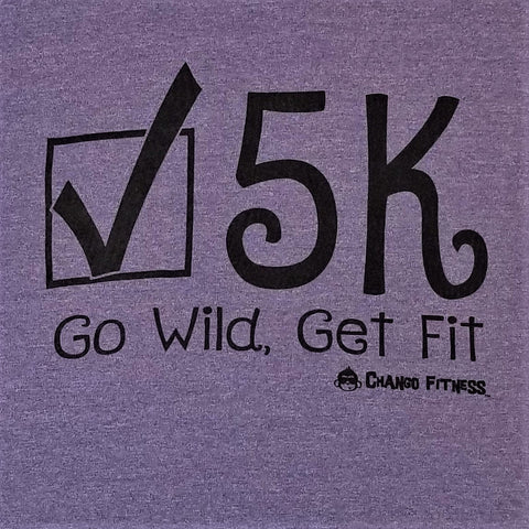 Achievement 5k - Chango Fitness Short Sleeve Shirt