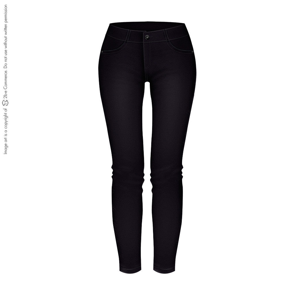 LOWLA: 218300 - 218235 : Jeans with Compression - Showmee Store