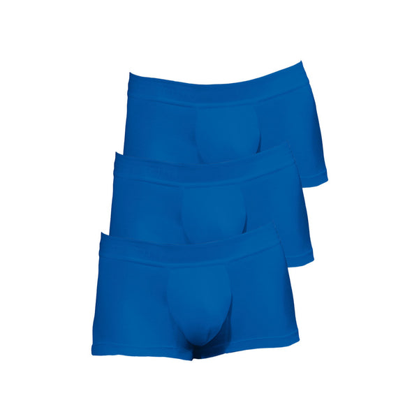 Boxers Colombianos Geordi 5170 Men's Confortable Short Boxer Briefs Underwear 3Pack - Showmee