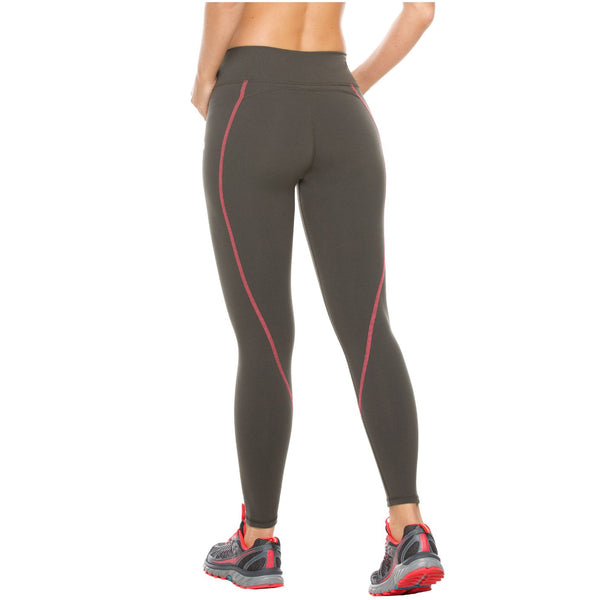 Flexmee 946011 Energy Panels Leggings  Activewear Workout Pants Trousers - Showmee