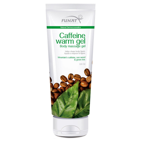 Funat Caffeine Warm Gel - Showmee