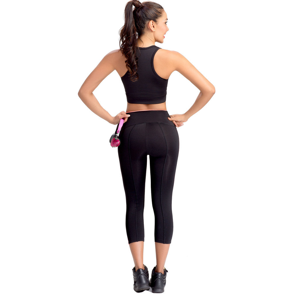 Lowla Fitness Training For Women Black Sports Bra 94165