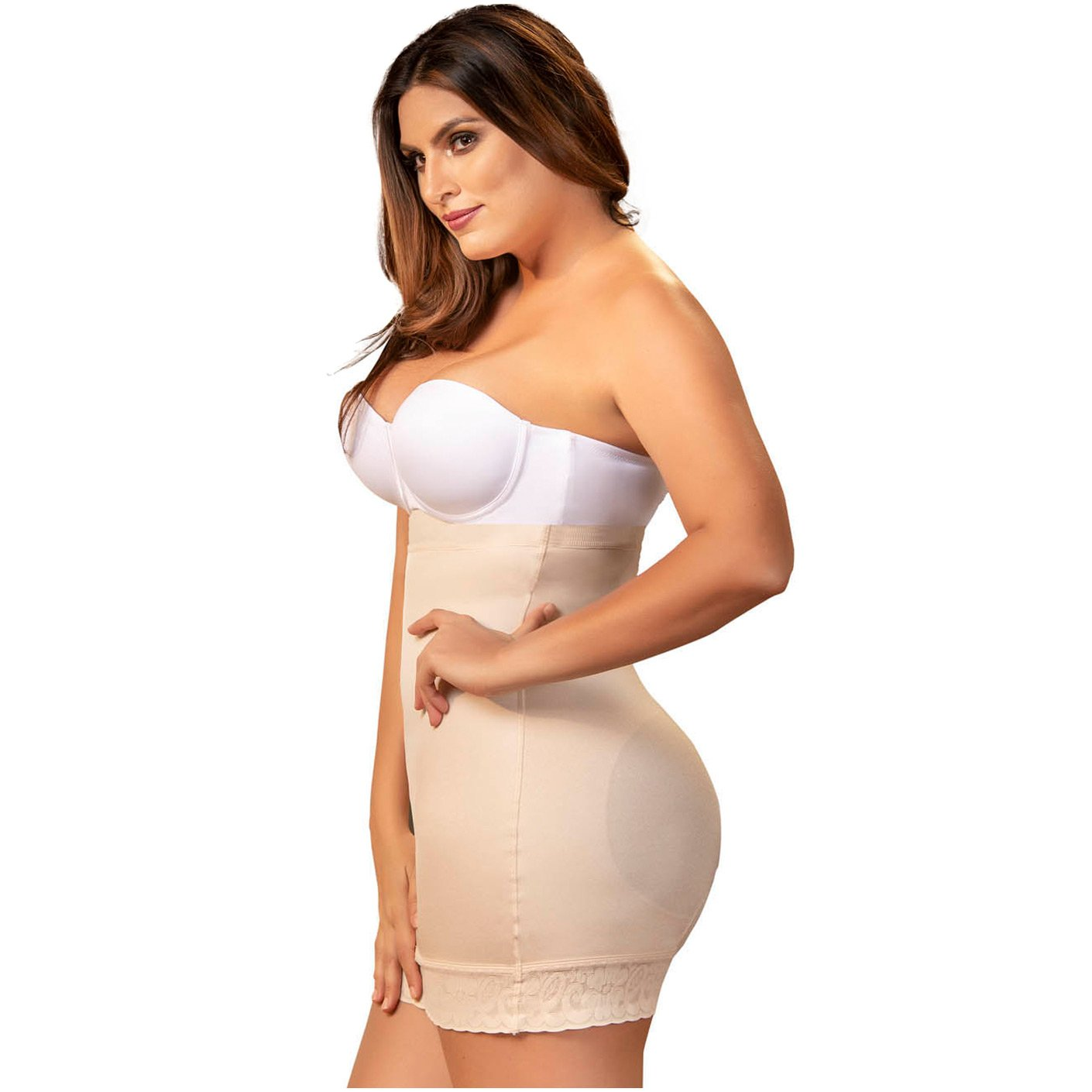 MariaE FU112 Shapewear Slip Dress For Women - Pal Negocio