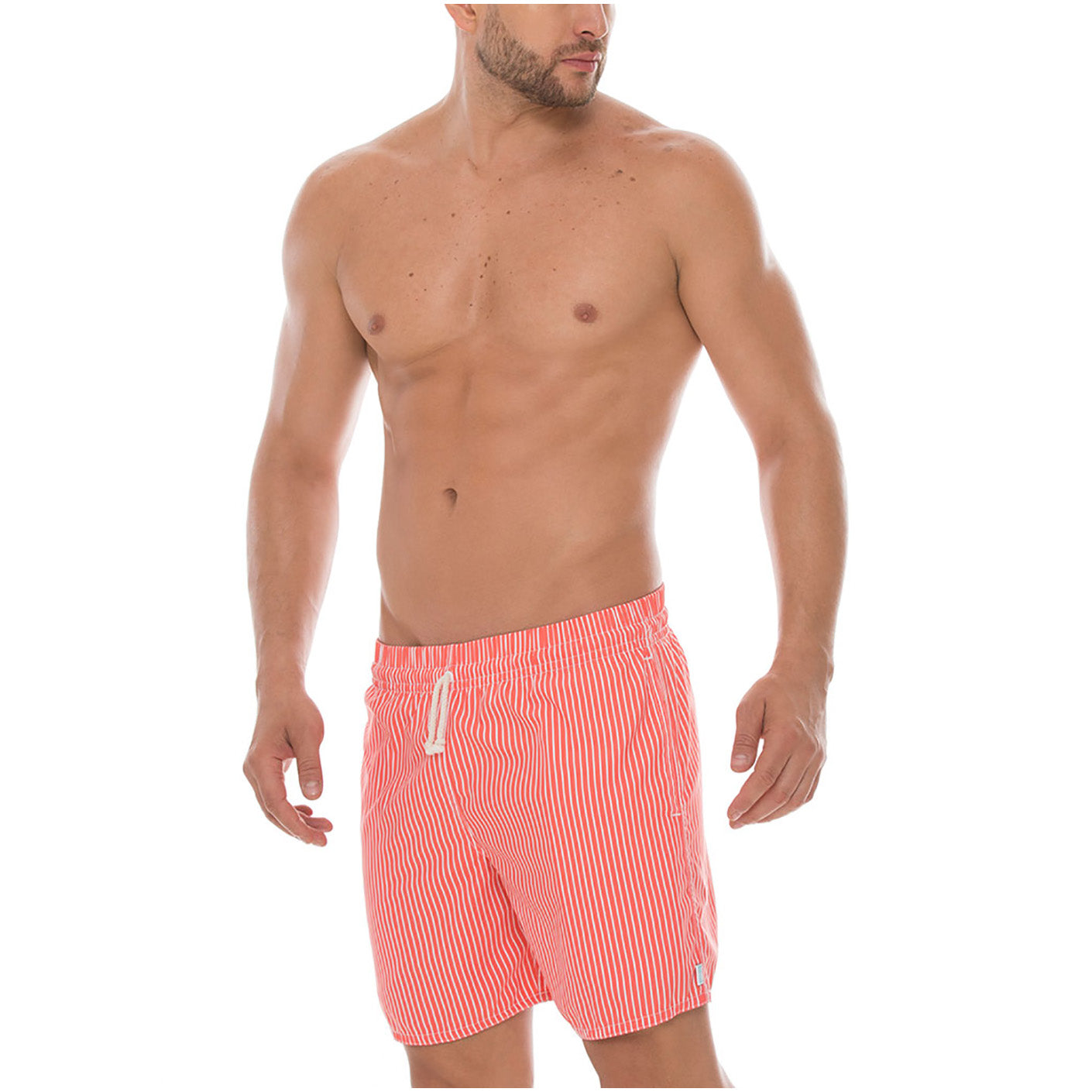 Swim Trunk Red Sky Resorte Completo Summer Break