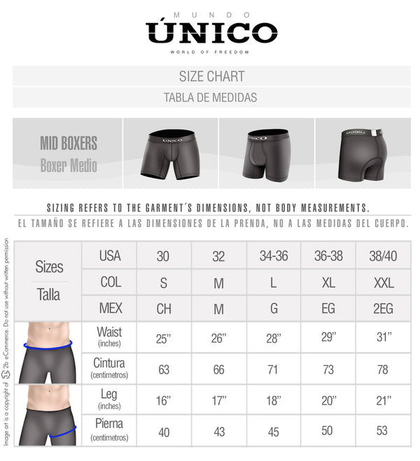 Mid Boxer Circuito Structural - Showmee
