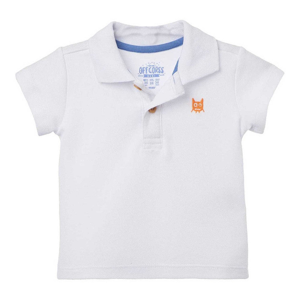 92a19505b OFFCORSS Polo Shirt for Baby Boys Clothing Camisetas tipo Polo Ropa de -  Showmee
