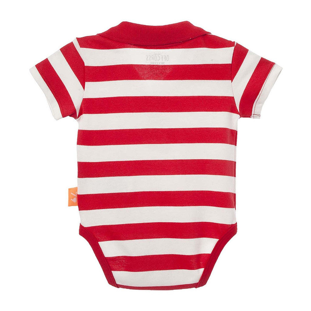 OFFCORSS: Stripes Onesie - Showmee Store