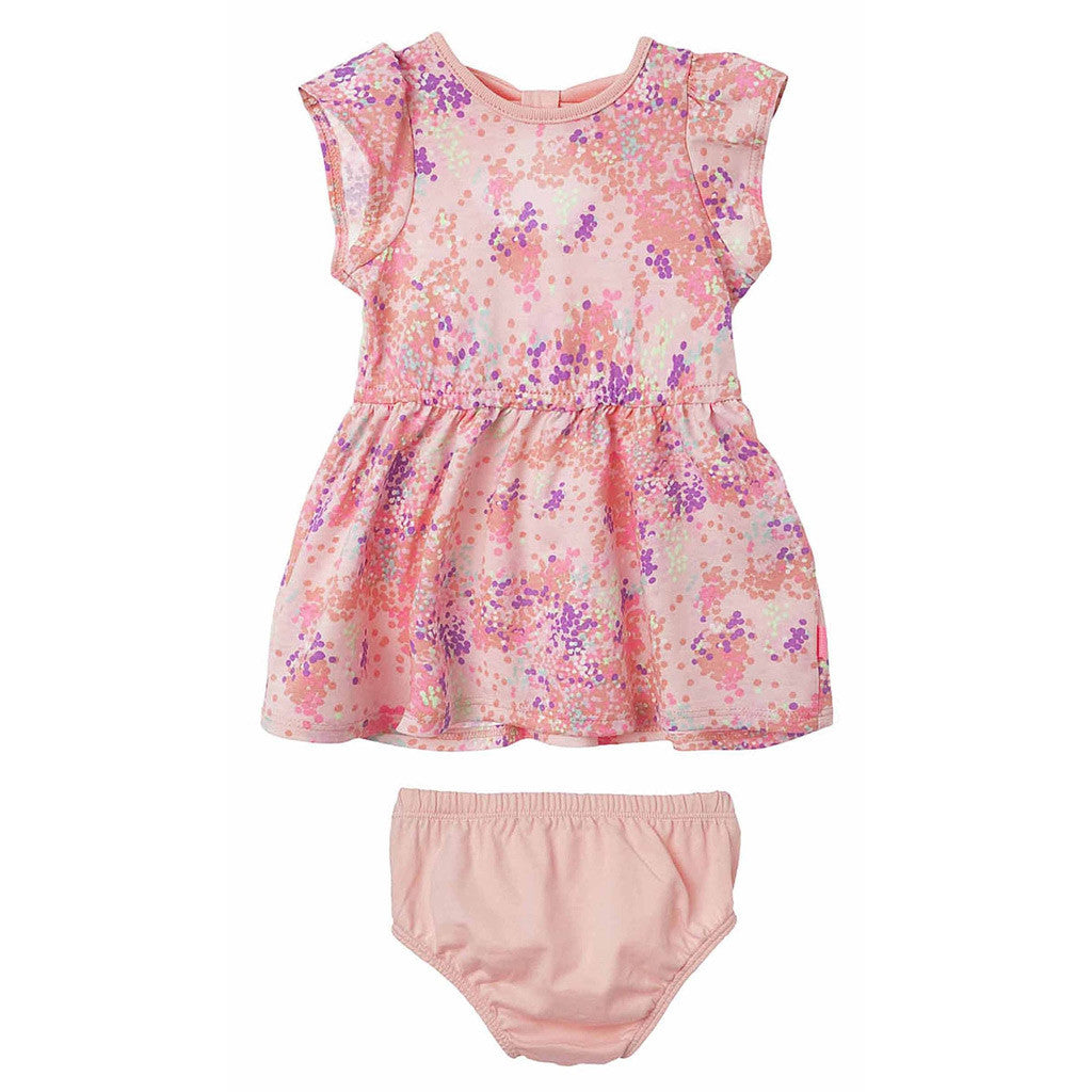 OFFCORSS: Floral Dress with Bloomers - Showmee Store