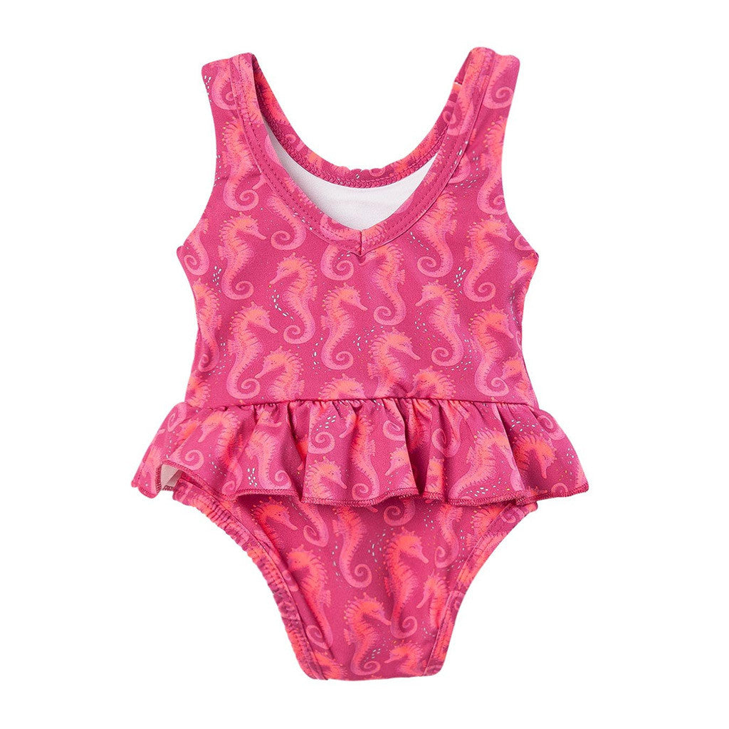 9a4b99d6ff OFFCORSS Baby Girl One Piece Swimsuit - Showmee