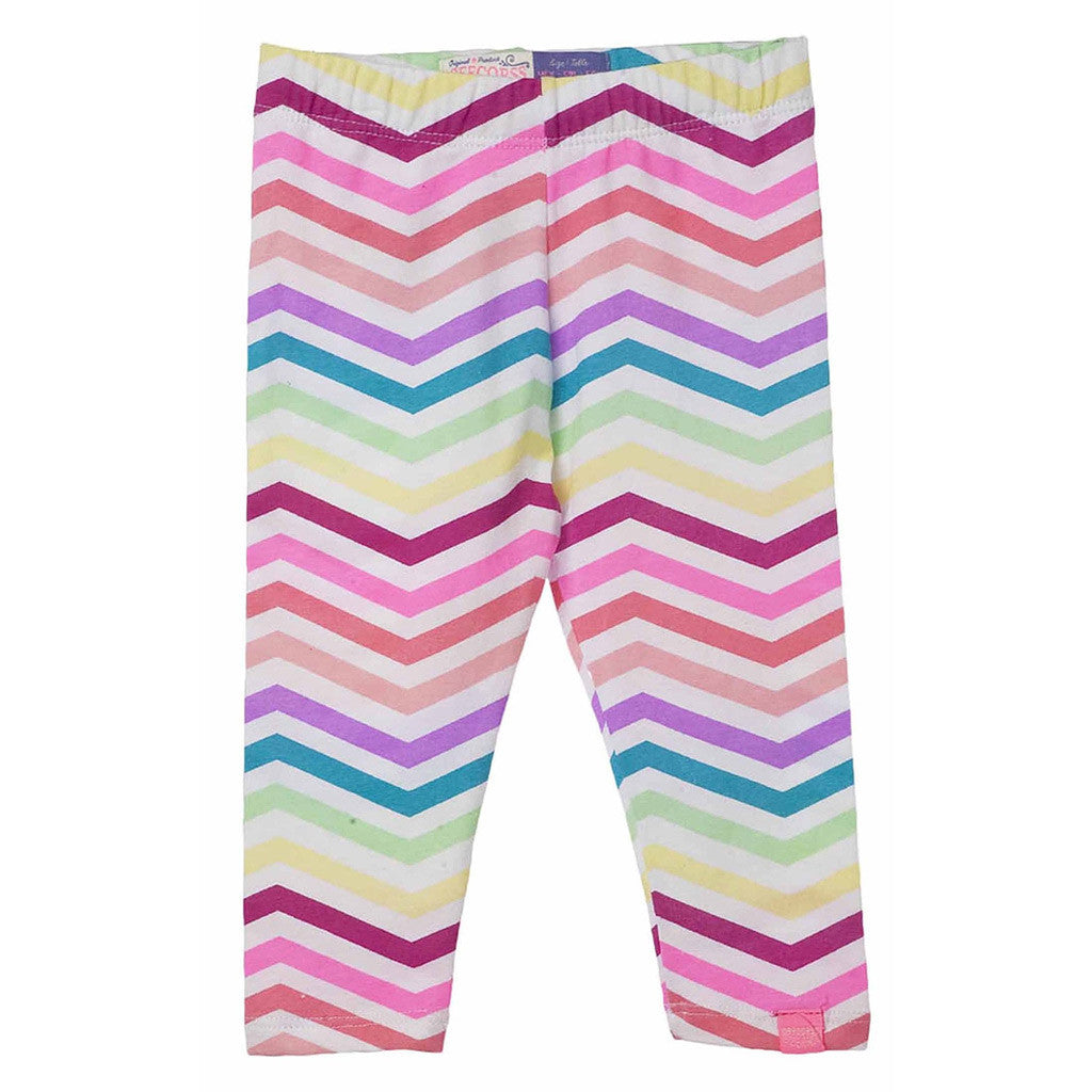 OFFCORSS: Striped Leggings - Showmee Store