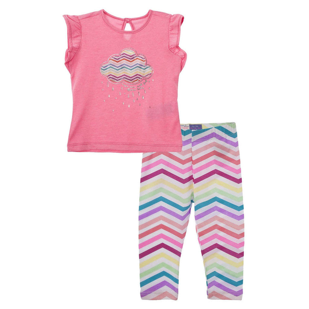 OFFCORSS T Shirt and Leggings Baby Outfit Set Kids Girls Clothes Ropa Bebe Niña