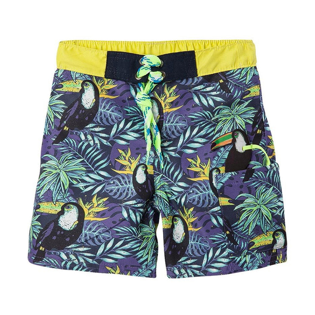fe5892487a OFFCORSS Toddler Boy Swim Trunks Shorts - Showmee