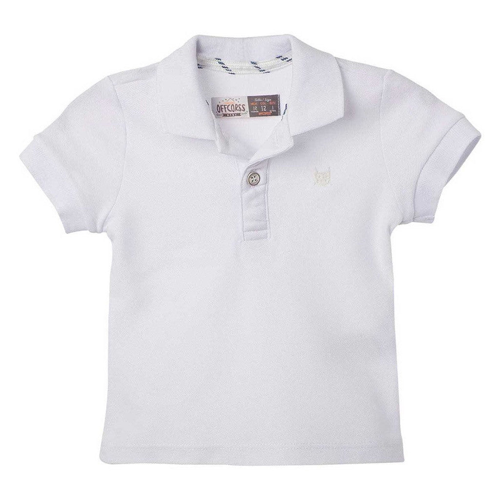 OFFCORSS Polo Shirt for Toddler Boys Clothing Camisetas tipo Polo Ropa de Niño