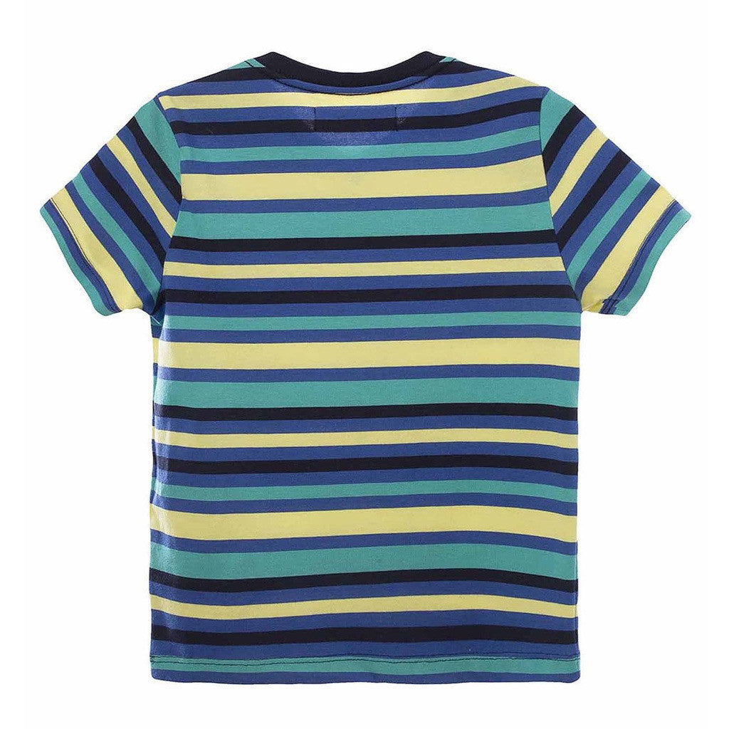 OFFCORSS Toddler Striped T Shirt for Boys Clothing Camisetas para Bebe Ropa de Niño - Showmee Store