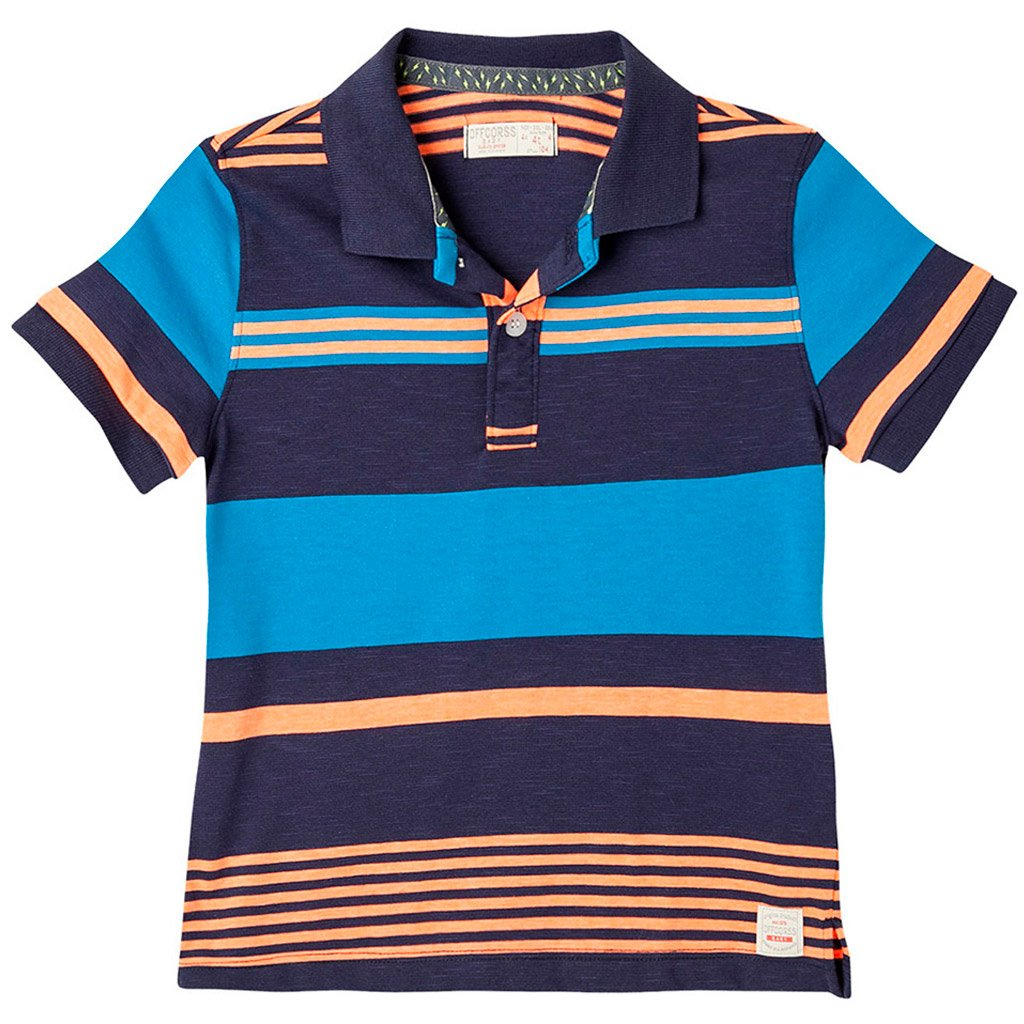 Toddler Boy Polo Shirts Front Button up 12m 18m 2T 3T (Blue, White, Red)