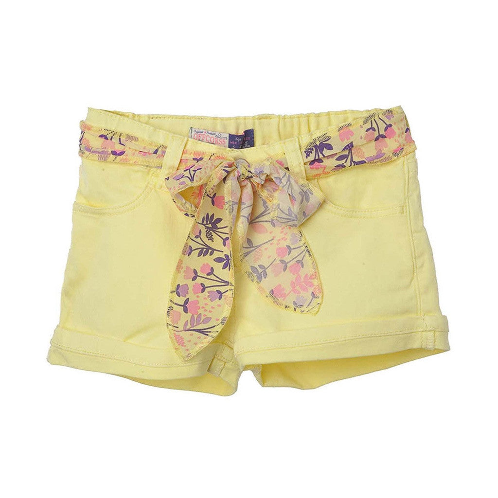 5711186853 OFFCORSS Loose Girl Slim Stretchy Shorts for Toddler - Showmee