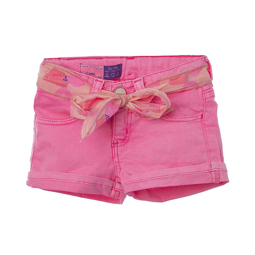 8a62c7312 OFFCORSS Loose Girl Slim Stretchy Shorts for Toddler - Showmee