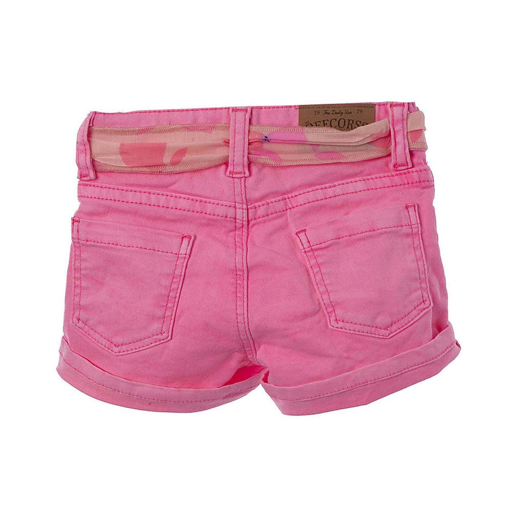 988484ea7a081 OFFCORSS Loose Girl Slim Stretchy Shorts for Toddler - Showmee