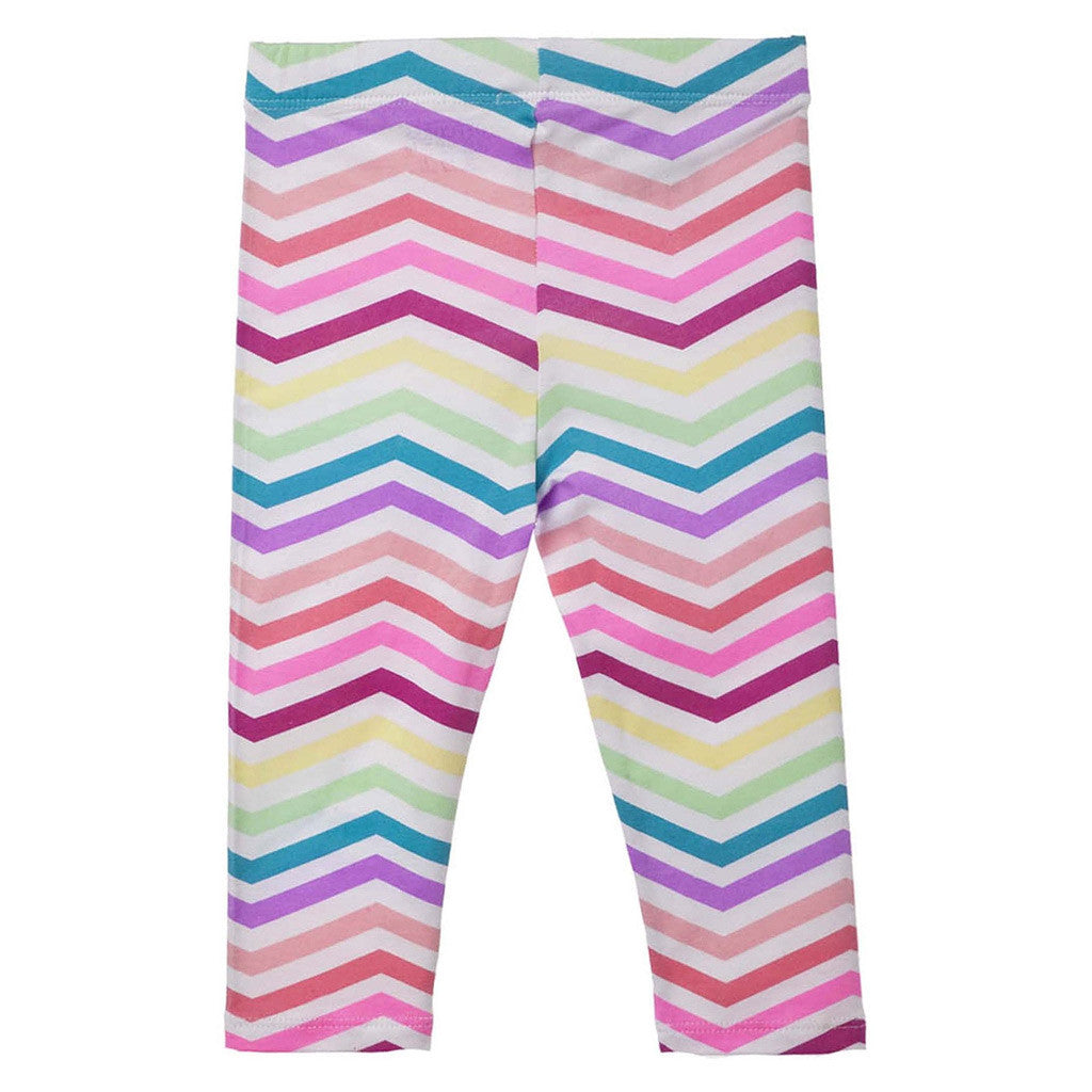 OFFCORSS Printed Striped Toddler Leggings Pants Pantalones Ropa para Bebe Niña