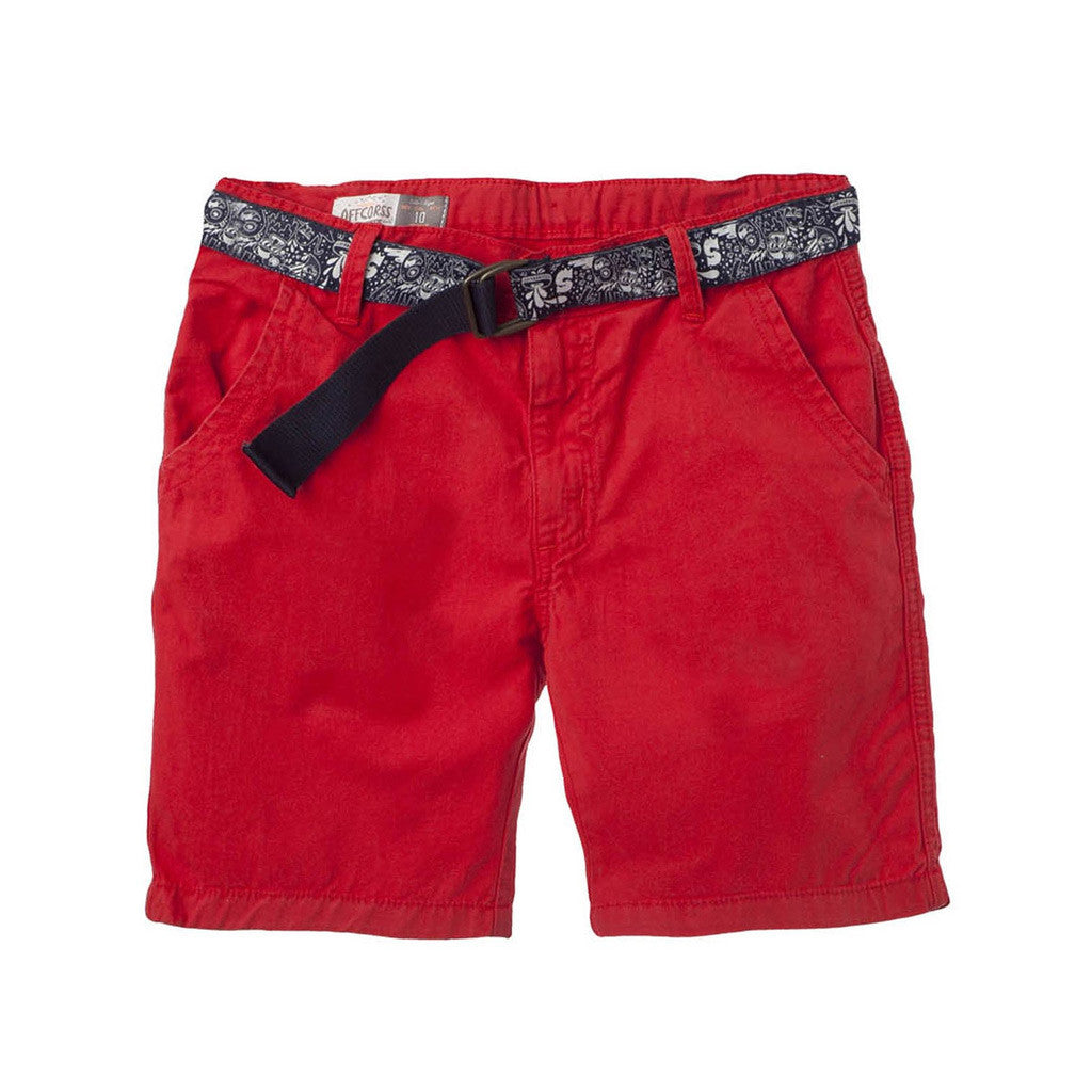 9047979b9c OFFCORSS Youth Active Chino Shorts Boys Big Kids Chores Ropa de Niño V -  Showmee
