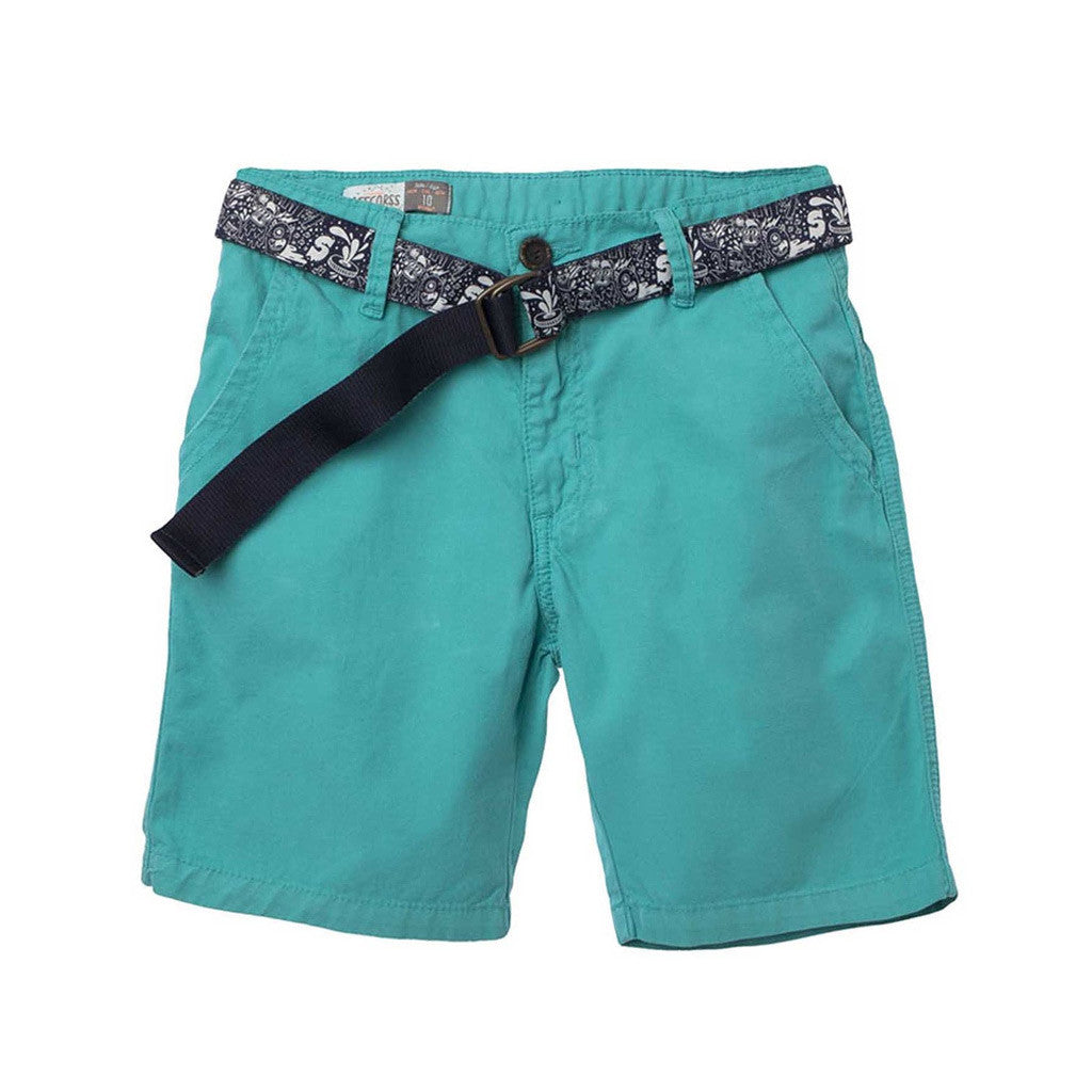 8added2d0 OFFCORSS Youth Active Chino Shorts Boys Big Kids Chores Ropa de Niño V -  Showmee