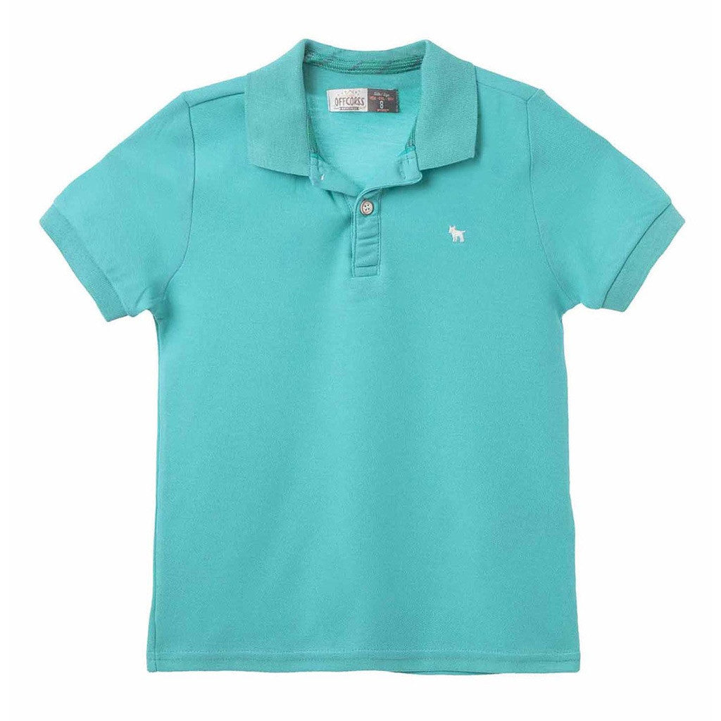 OFFCORSS Polo Shirt for Boys Clothing Kids Camisetas tipo Polo Ropa de Niño