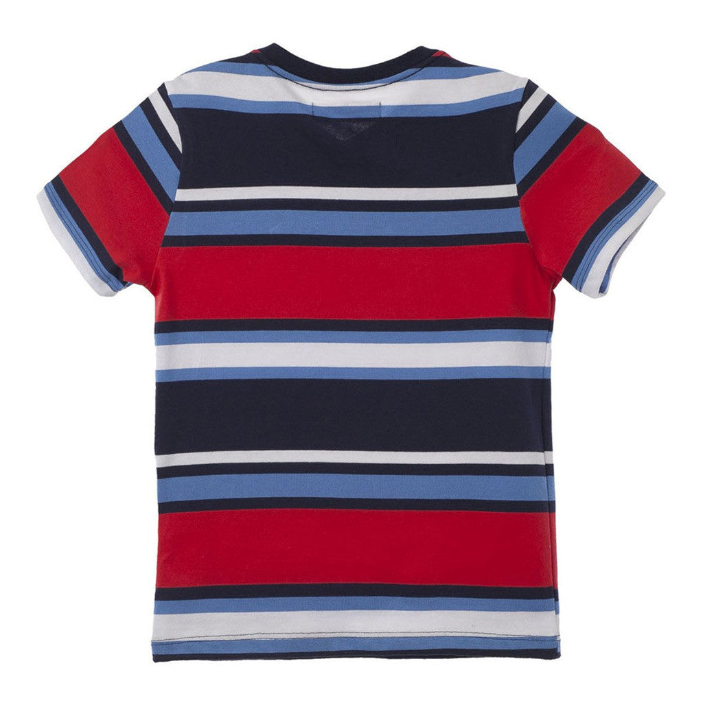 OFFCORSS Striped T Shirt for Boys Kids Tee Shirt Camisetas Manga Corta Ropa de Niño