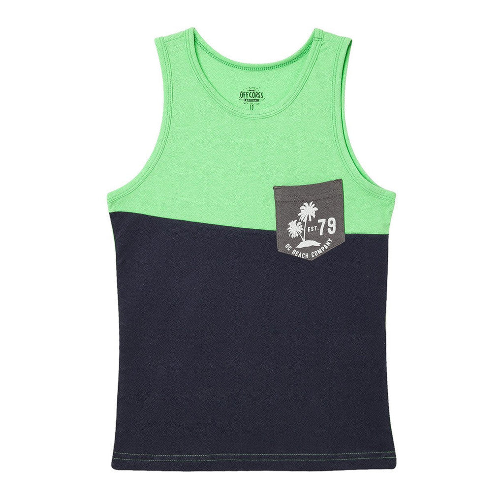 531e3aaf9 OFFCORSS Big Boy Tank Top Beach T Shirt - Showmee