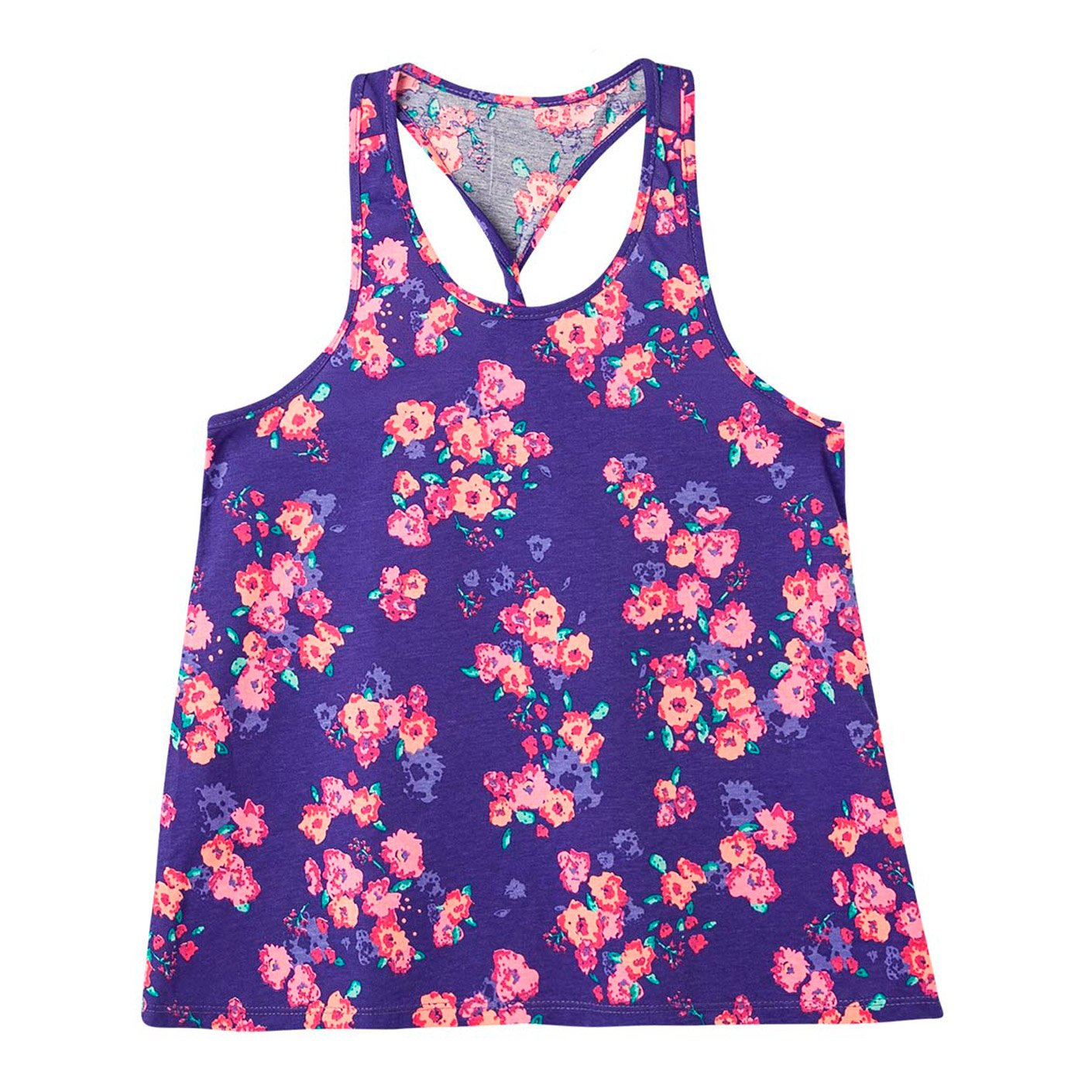 Tank Tops Sleeveless Printed Colorful