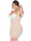 Fajas Salome 0217 Women's Postsurgery Body Shaper Levanta Cola