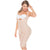 Salome Shapewear: 0518 - Stage 1 Post Surgery Bodysuit | Knee Length Full Body Shaper for Women | Powernet