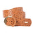 1013909 Velez Genuine Full Grain Leather Belt for Women Correa Cinturones Cuero de Mujer