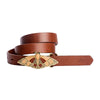 Vélez 1015417 Genuine Full Grain Leather Belt for Women