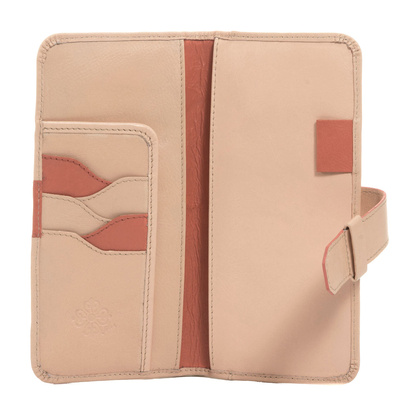 Velez 1020561 Geniune Leather Passport Holder
