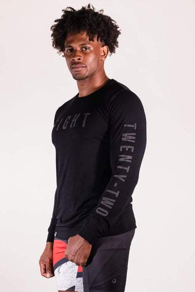 Continue the Fight Long-Sleeve Tee