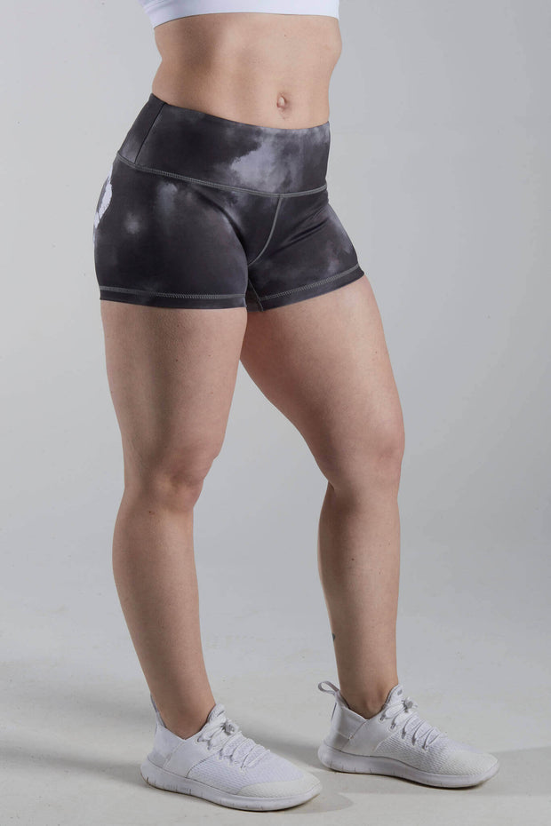 Women's Caught Chalk Handed Shorts