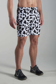 Men's Cow-Moo-Flage Endurance Shorts