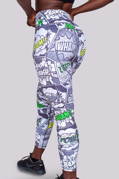 Crime Fighter Leggings